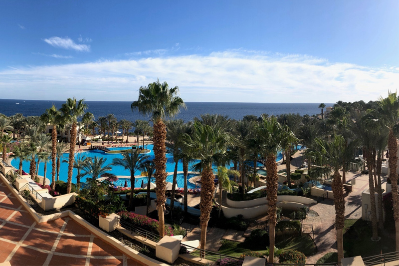 Grande Rotana Resort*****-Sharm El Sheikh