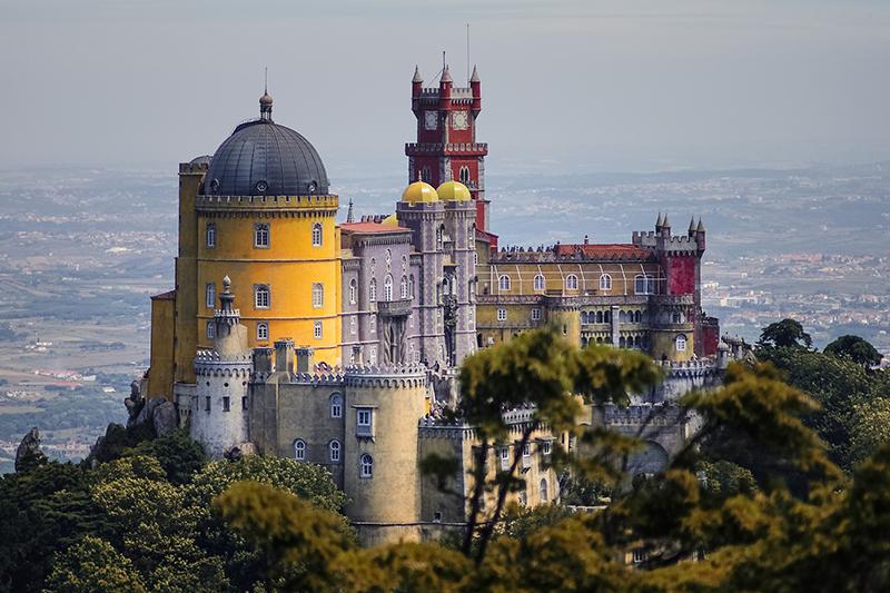 Portogallo e Santiago di Compostela