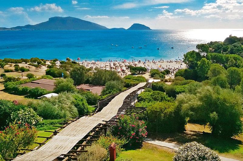 club-valtur-colonna-beach-panoramica